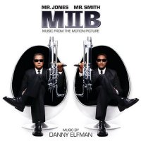 Men in Black II (2002) soundtrack cover