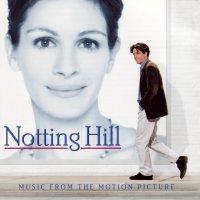 "Обложка саундтрека к фильму ""Ноттинг Хилл"" / Notting Hill (1999)"