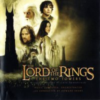 The Lord of the Rings: The Two Towers (2002) soundtrack cover