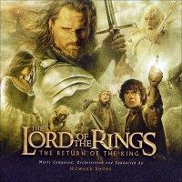 "Обложка саундтрека к фильму ""Властелин колец 3: Возвращение Короля"" / The Lord of the Rings: The Return of the King (2003)"