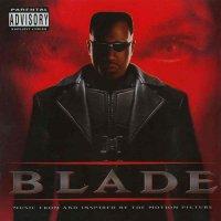 "Обложка саундтрека к фильму ""Блэйд"" / Blade (1998)"