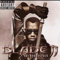 "Обложка саундтрека к фильму ""Блэйд 2"" / Blade II (2002)"