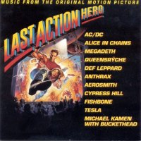 Last Action Hero (1993) soundtrack cover