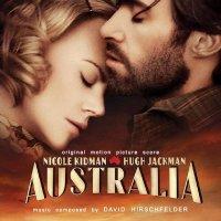 """Обложка саундтрека к фильму """"Австралия"""" / Australia (2008)"""