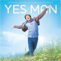 """Обложка саундтрека к фильму """"Всегда говори «ДА»"""" / Yes Man (2008)"""