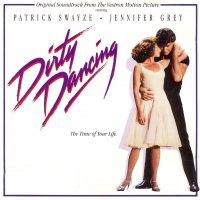 """Обложка саундтрека к фильму """"Грязные танцы"""" / Dirty Dancing (1987)"""