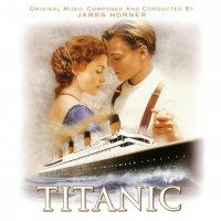"Обложка саундтрека к фильму ""Титаник"" / Titanic (1997)"