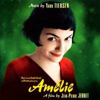 """Обложка саундтрека к фильму """"Амели"""" / Le Fabuleux destin d'Amélie Poulain (2001)"""
