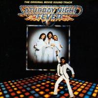 Saturday Night Fever (1977) soundtrack cover