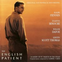 "Обложка саундтрека к фильму ""Английский пациент"" / The English Patient (1996)"