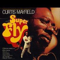 """Обложка саундтрека к фильму """"Суперфлай"""" / Super Fly (1972)"""