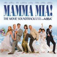 Mamma Mia! (2008) soundtrack cover