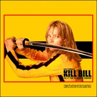 """Обложка саундтрека к фильму """"Убить Билла"""" / Kill Bill: Vol. 1 - Complete (2003)"""