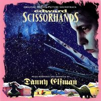 Edward Scissorhands (1990) soundtrack cover