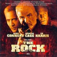 """Обложка саундтрека к фильму """"Скала"""" / The Rock (1996)"""