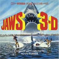 Jaws 3-D (1983) soundtrack cover