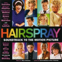 Hairspray (2007) soundtrack cover