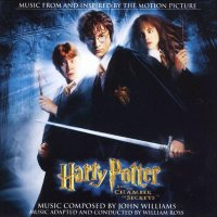 Harry Potter and the Chamber of Secrets (2002) soundtrack cover