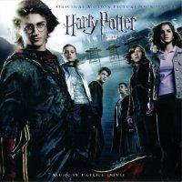"Обложка саундтрека к фильму ""Гарри Поттер и кубок огня"" / Harry Potter and the Goblet of Fire (2005)"