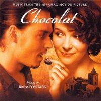 """Обложка саундтрека к фильму """"Шоколад"""" / Chocolat (2000)"""