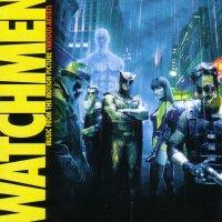 """Обложка саундтрека к фильму """"Хранители"""" / Watchmen (2009)"""