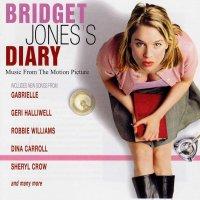 """Обложка саундтрека к фильму """"Дневник Бриджет Джонс"""" / Bridget Jones's Diary (2001)"""