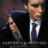 """Обложка саундтрека к фильму """"Американский психопат"""" / American Psycho (2000)"""