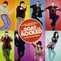 "Обложка саундтрека к фильму ""Рок-волна"" / The Boat That Rocked (2009)"
