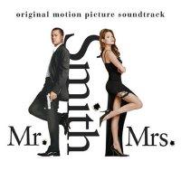"Обложка саундтрека к фильму ""Мистер и миссис Смит"" / Mr. & Mrs. Smith (2005)"