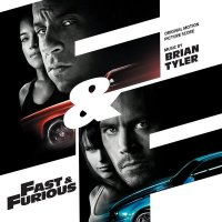 Fast & Furious: Score (2009) soundtrack cover