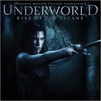 Underworld: Rise of the Lycans (2009) soundtrack cover