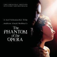 "Обложка саундтрека к фильму ""Призрак оперы"" / The Phantom of the Opera (2004)"