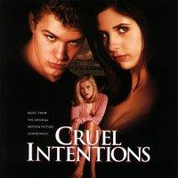 """Обложка саундтрека к фильму """"Жестокие игры"""" / Cruel Intentions (1999)"""