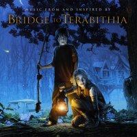 """Обложка саундтрека к фильму """"Мост в Терабитию"""" / Bridge to Terabithia (2007)"""