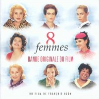 8 femmes (2002) soundtrack cover