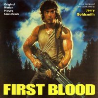 Rambo: First Blood (1982) soundtrack cover