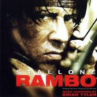 "Обложка саундтрека к фильму ""Рэмбо IV"" / Rambo (2008)"