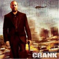 """Обложка саундтрека к фильму """"Адреналин"""" / Crank (2006)"""