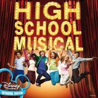 """Обложка саундтрека к фильму """"Классный мюзикл"""" / High School Musical (2006)"""