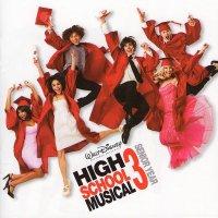"""Обложка саундтрека к фильму """"Классный мюзикл: Выпускной (Русская версия)"""" / High School Musical 3: Senior Year (Russian cast) (2008)"""