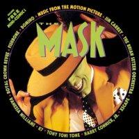"""Обложка саундтрека к фильму """"Маска"""" / The Mask (1994)"""
