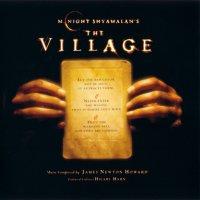 """Обложка саундтрека к фильму """"Таинственный лес"""" / The Village (2004)"""