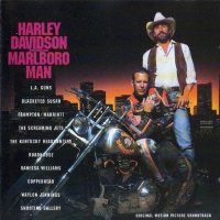 Harley Davidson and the Marlboro Man (1991) soundtrack cover