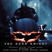 "Обложка саундтрека к фильму ""Темный рыцарь"" / The Dark Knight: Fake Score (2008)"