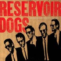 """Обложка саундтрека к фильму """"Бешеные псы"""" / Reservoir Dogs (1992)"""