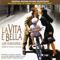Life Is Beautiful (1997) soundtrack cover