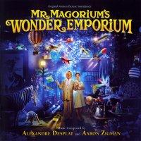 """Обложка саундтрека к фильму """"Лавка чудес"""" / Mr. Magorium's Wonder Emporium (2007)"""