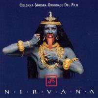 """Обложка саундтрека к фильму """"Нирвана"""" / Nirvana (1997)"""