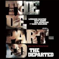 """Обложка саундтрека к фильму """"Отступники"""" / The Departed (2006)"""