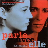 """Обложка саундтрека к фильму """"Поговори с ней"""" / Hable con ella (2002)"""